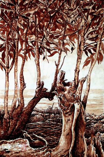 Sketches of Caraga - Danny Castillones Sillada : His Aesthetics